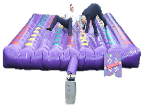 12x15ft Inflatable Twister Game