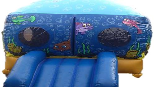 11x13ft Ben 10 Bouncy Castle
