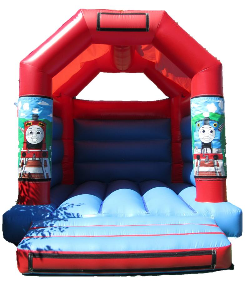 11x13ft Thomas The Tank Engine Bouncy Castle