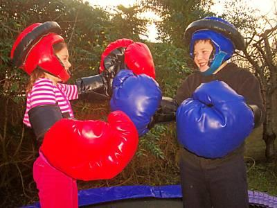 Childs Bouncy Boxing