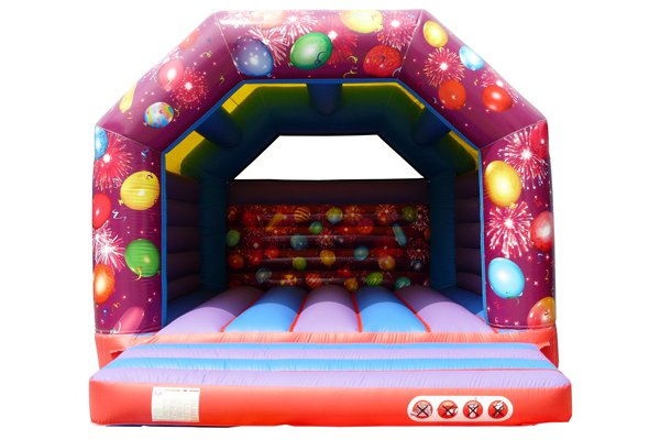 Firework Adult Celebration Wedding Bouncy Castle