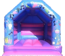 Celebration Wedding Bouncy Castle