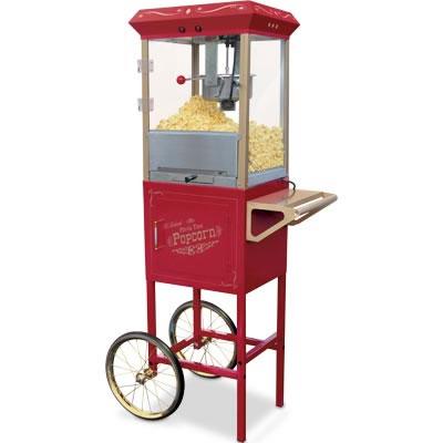 Nostalgia Electrics Old Fashioned Movie Time Popcorn Cart Instructions